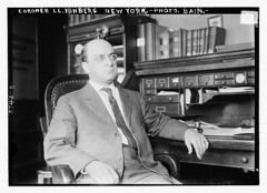 Coroner I.L. Feinberg - N.Y. (LOC)