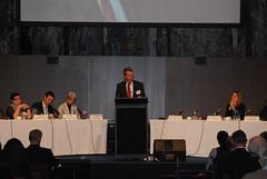 Prof. Greg Craven and speakers in The Great De...
