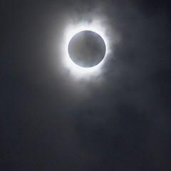 Moganshan, China - 9:35: Eclipse totality