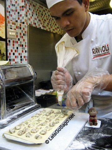 Kuya Jeff, the Fresh Pasta Maker