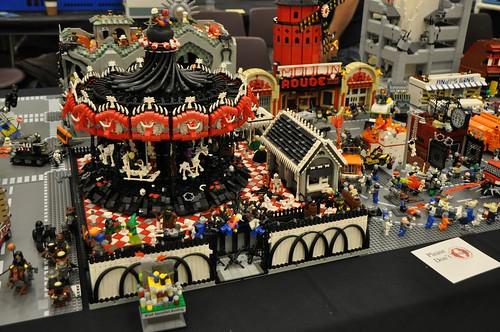 LEGO Zombie Apocafest 2009