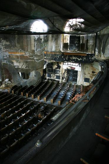 proctors upper theatre