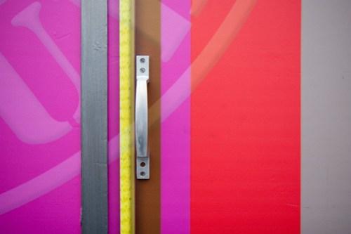 27/05/2009 : Porte colorée