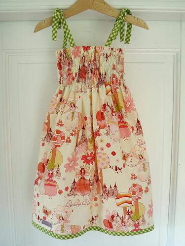 Summer Fairy Dress