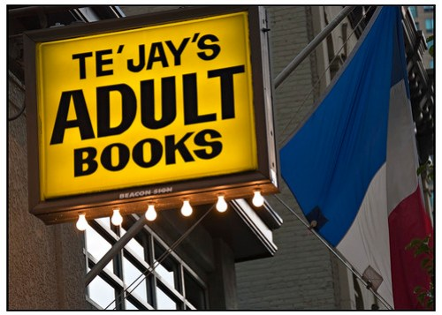 Te' Jay's Adult Books