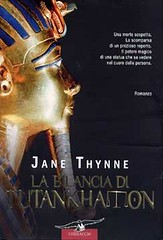 La bilancia di Tutankhamon di Jane Thynne - Casa Editrice Corbaccio