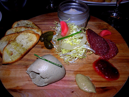 Selection of Charcuterie