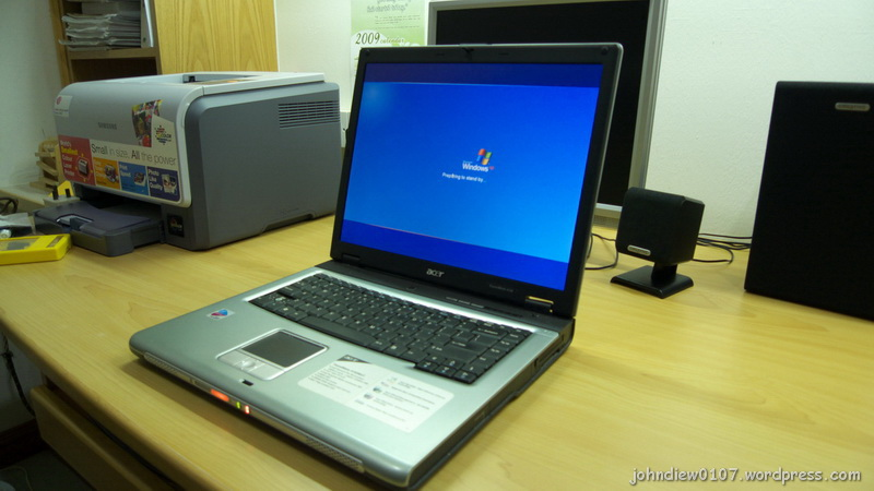 Acer TravelMate 4152NLCi