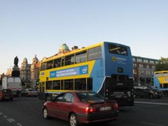 Public Bus in Ireland