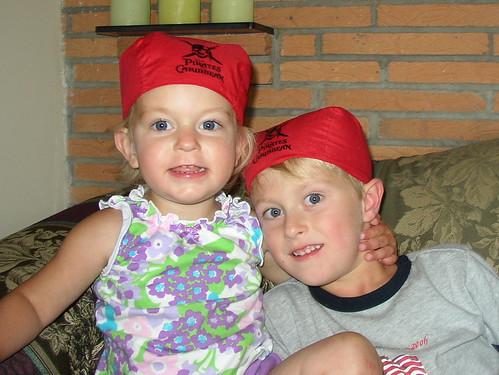 Sebastian & Sophia 2006