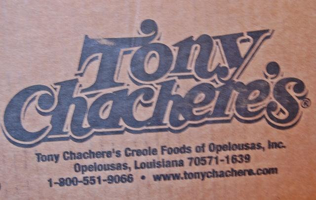 tony chachere