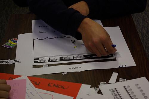 e350 paper prototype