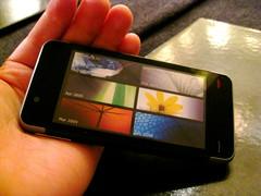 Intel Mobile Device