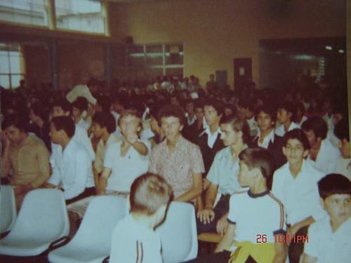 SENAI ARI TORRES - formatura da turma de 1977/1978