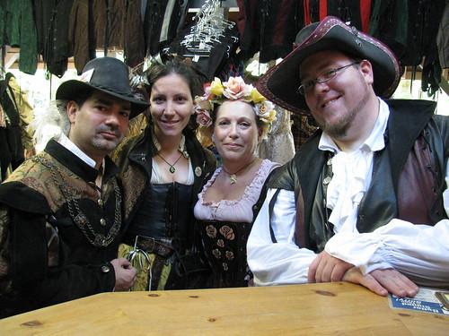 My Wonderful Bristol Opening Day Crew