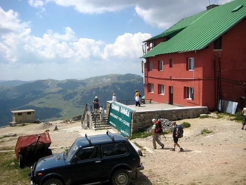 babele Cabin, Bucegi Mnt. , Romania