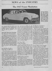 News of the Industry, April 1947