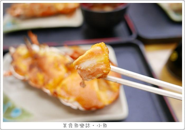 【日本沖繩】泡瀨漁港焗烤龍蝦超值定食/生魚片/沖繩必吃美食 – 魚樂分享誌