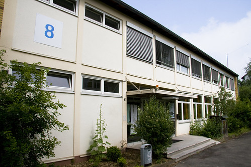 Gebäude Nr. 8