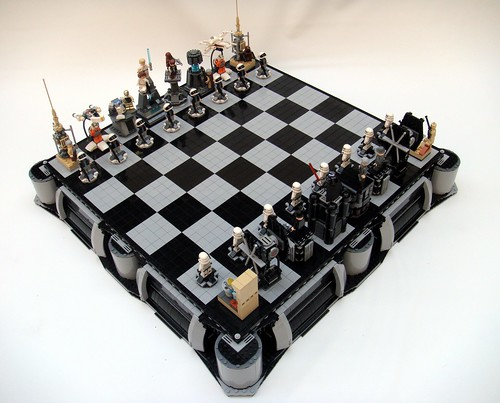 LEGO Star Wars Chess Set
