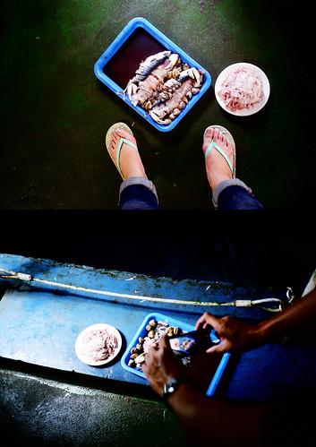 [海洋之夜]豐盛的海鮮大餐