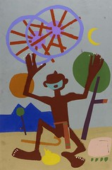 Ezekiel Saw the Wheel, ca. 1944-1945