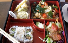 zen on ten - bento box