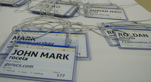 FFC 2009 - Conference ID