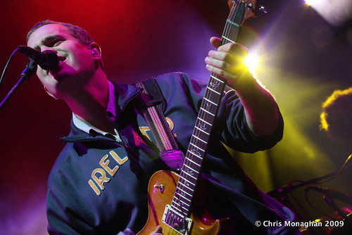 Umphrey's McGee @ Rothbury 2009