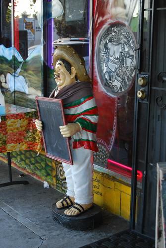 El Huarache Azteca
