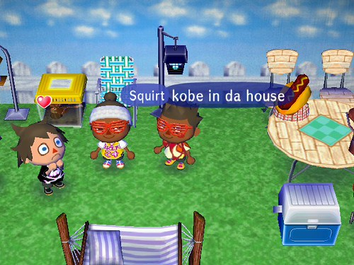 Kobe-yashi?  lol