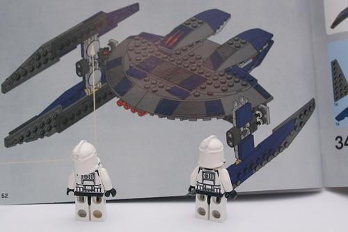 Lego Deadlock