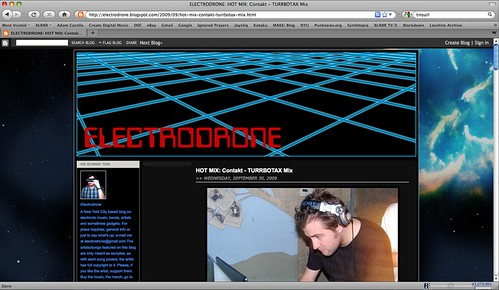Electrodrone Screenshot