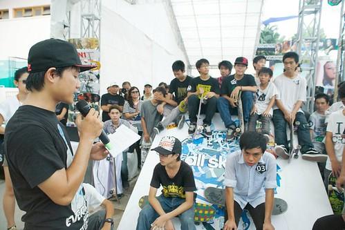 Skater Le Thien Phuc