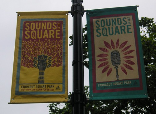 Sounds in the Square