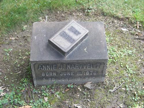 Annie J. Narvvelit