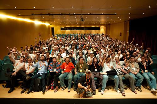 foto de grup a la UDS Karmic