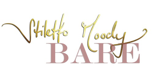 Stiletto Moody BARE Logo