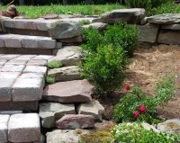 Stone Walls, Cobblestone, and Terraced Cottage Gardens - A ...