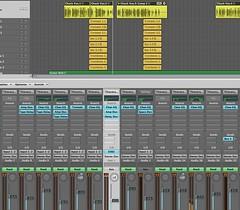 Logic Pro 9 Ausschnitt