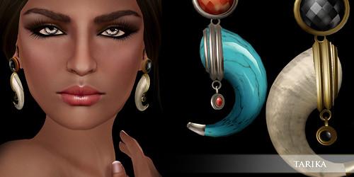 Zaara : Tarika earrings
