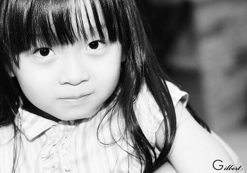 My pretty cousin!