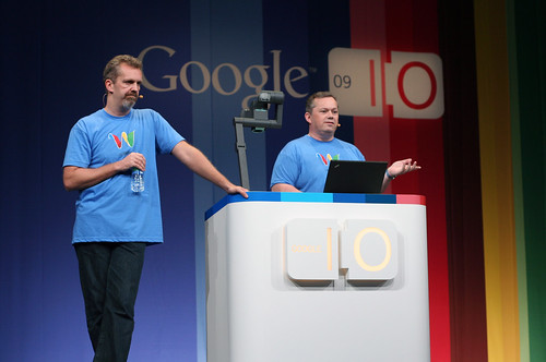 The Google IO conference in Australia