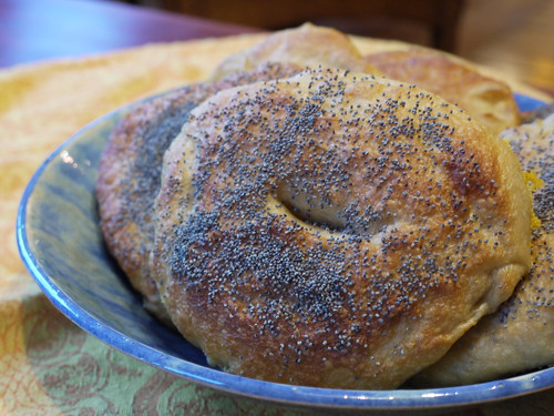 Bagels - Finished Product