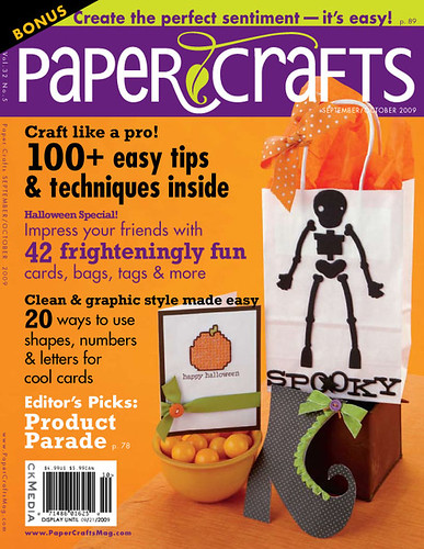 Paper Crafts September/October 2009
