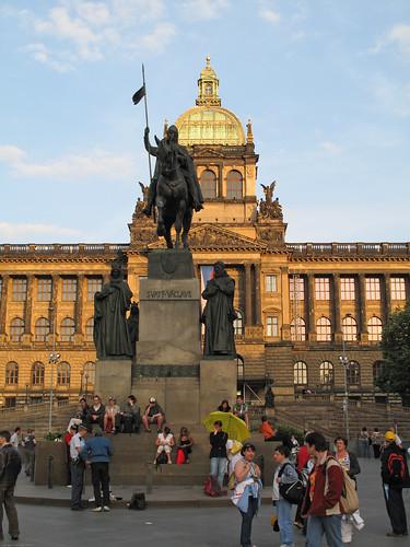 Národní muzeum (National Museum) by you.