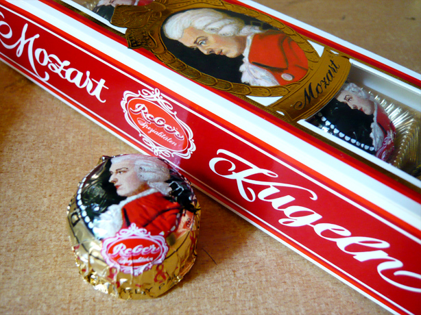 mozart chocolates