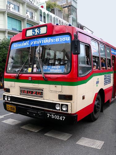 Bus Bkkphotographer S Blog