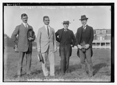 Germans at Princeton -- Weitzer - Lt. Reichena...