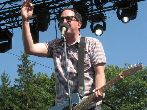The Hold Steady at Rothbury 2009